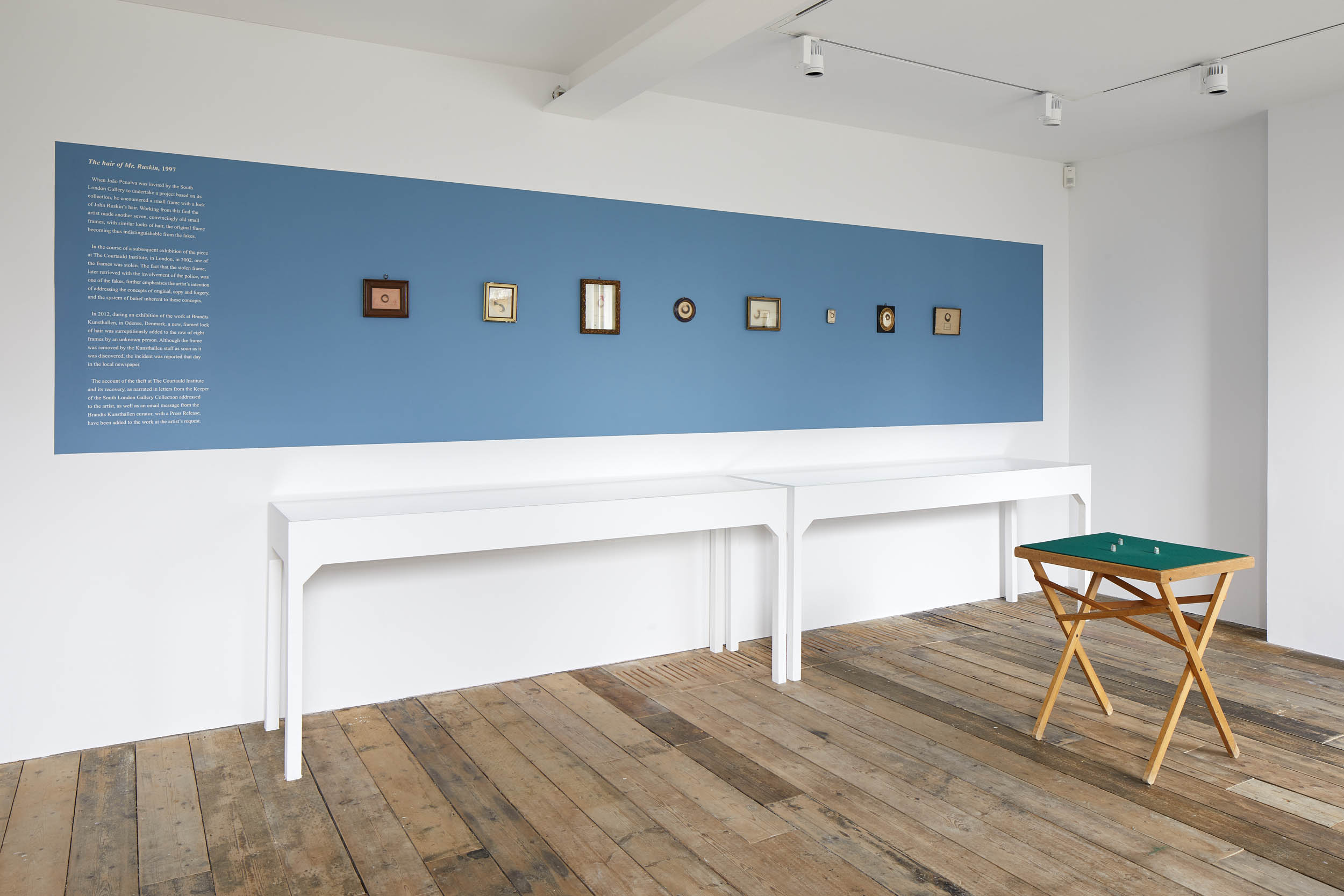 "Installation view JOÃO PENALVA, group exhibition ""The Source: Works from the South London Gallery Collection"" 8 March to 26 May 2019, South London Gallery,"